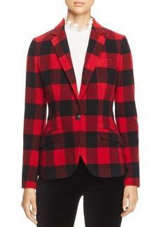 Lauren Ralph Lauren Buffalo Check Blazer - 100% Exclusive