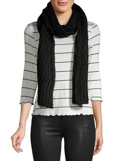 Lauren Ralph Lauren Cable Knit Scarf