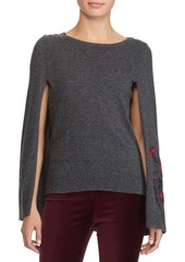 Lauren Ralph Lauren Cape Sleeve Sweater