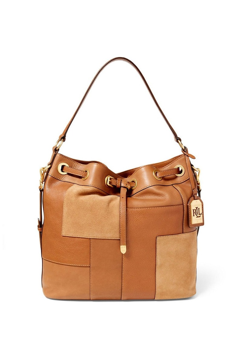 LAUREN RALPH LAUREN Cardwell Dabney Drawstring Bag