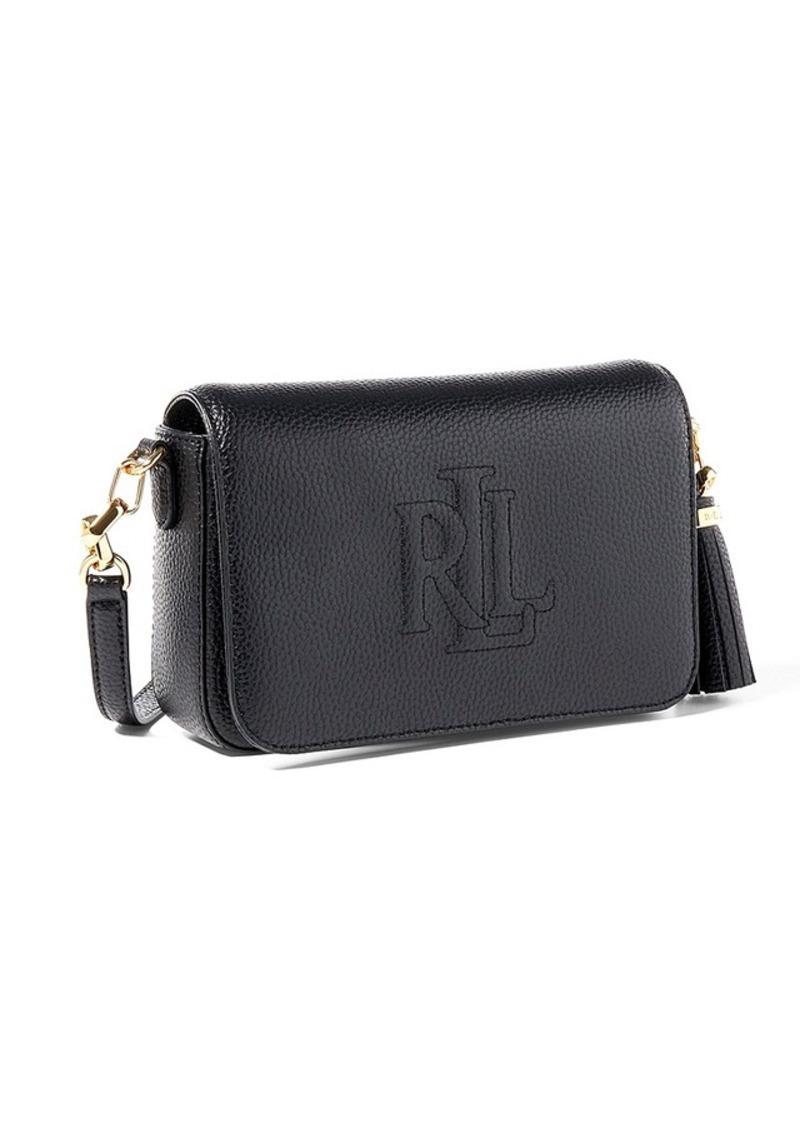633024c47d503 Ralph Lauren Lauren Ralph Lauren® Carmen Leather Crossbody Bag Now ...