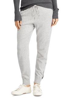 Lauren Ralph Lauren Cashmere Jogger Pants - 100% Exclusive
