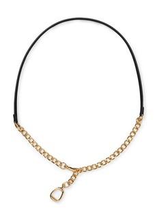 Lauren Ralph Lauren Chain Link Belt