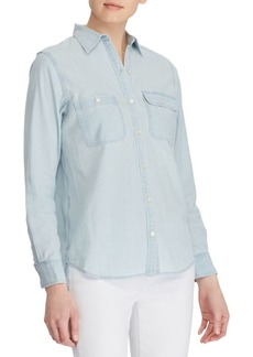 Lauren Ralph Lauren Chambray Shirt