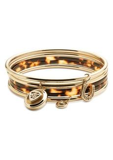 Lauren Ralph Lauren Charm Bangle Bracelets