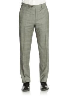 Lauren Ralph Lauren Check Ultraflex Classic-Fit Wool Suit Separate Pants