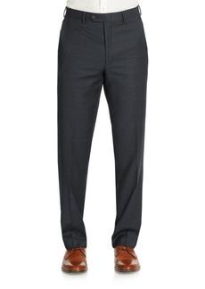Lauren Ralph Lauren Classic-Fit Check Ultra-Flex Wool Suit Separate Pants