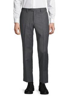 Lauren Ralph Lauren Checkered Wool-Blend Pants