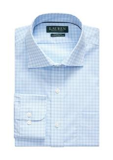 Lauren Ralph Lauren Classic-Fit Easy Care Plaid Dress Shirt