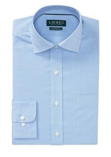Lauren Ralph Lauren Classic-Fit Gingham Cotton Dress Shirt