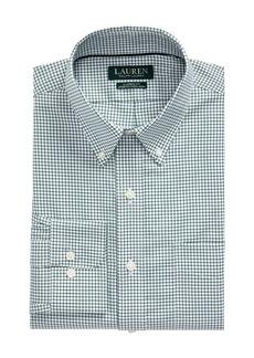 Lauren Ralph Lauren Classic Fit Gingham Dress Shirt