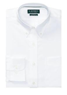 Lauren Ralph Lauren Classic-Fit Stretch Cotton Dress Shirt
