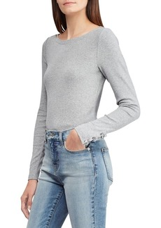 Lauren Ralph Lauren Classic Long-sleeve Top
