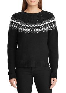 Lauren Ralph Lauren Classic Raglan Sweater