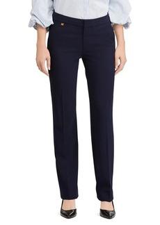 Lauren Ralph Lauren Classic Straight Pants