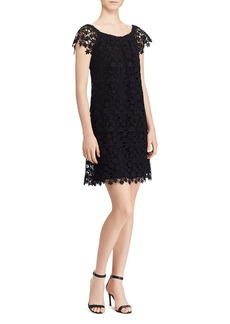 Lauren Ralph Lauren Convertible Lace Dress