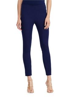 LAUREN RALPH LAUREN Cotton-Blend Skinny-Fit Pants