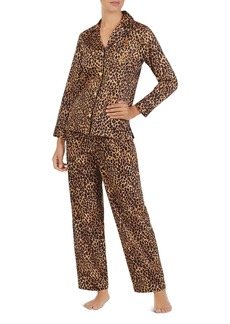 Lauren Ralph Lauren Cotton Long PJ Set
