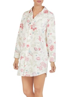 Lauren Ralph Lauren Cotton Sateen His Shirt Sleepshirt
