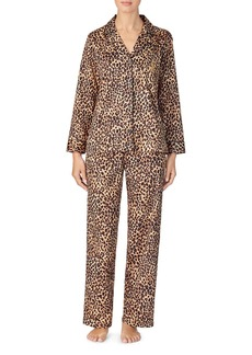 Lauren Ralph Lauren Cotton Sateen Pajama Set