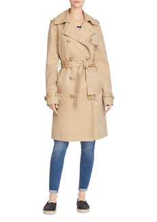 Lauren Ralph Lauren Cotton Twill Trench Coat - 100% Exclusive