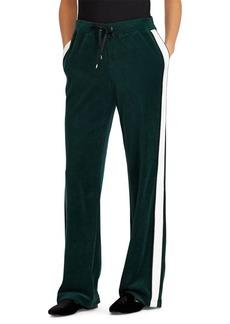Lauren Ralph Lauren Cotton Velour Pants