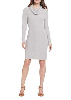 Lauren Ralph Lauren Cowl Neck Sweater Dress