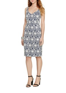 Lauren Ralph Lauren Crocheted-Lace Dress