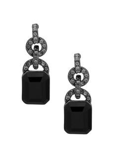 Lauren Ralph Lauren Crystal Drop Earrings