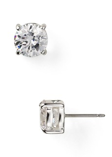 Lauren Ralph Lauren Cubic Zirconia Stud Earrings, 6mm