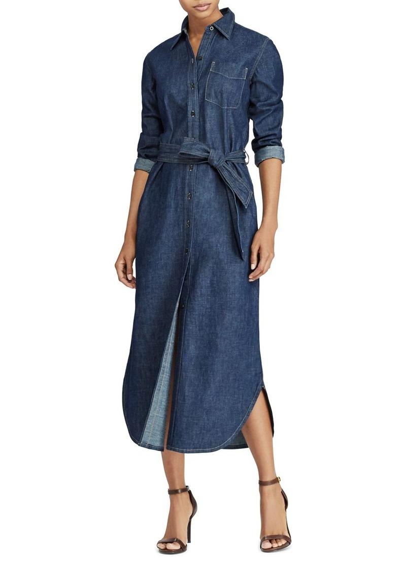 aa12d1987db Ralph Lauren Lauren Ralph Lauren Denim Shirt Dress