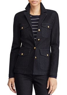 Lauren Ralph Lauren Denim Utility Jacket