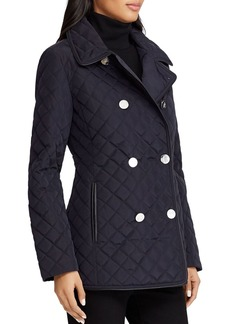 Lauren Ralph Lauren Diamond-Quilted Jacket