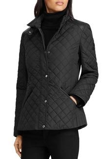 Lauren Ralph Lauren Diamond-Quilted Short Coat