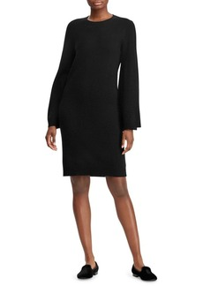 Lauren Ralph Lauren Dolman-Sleeve Sweater Dress