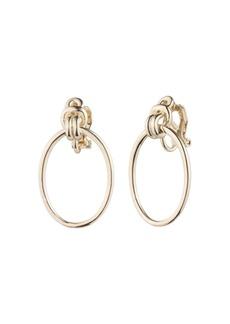 Lauren Ralph Lauren Door Knocker Clip-On Earrings