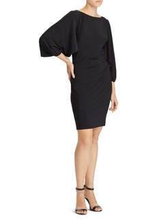 Lauren Ralph Lauren Draped Jersey Dress - 100% Exclusive