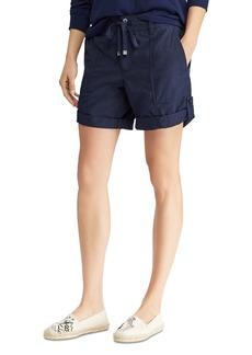 Lauren Ralph Lauren Drawstring Shorts