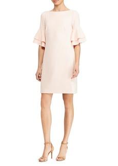 Lauren Ralph Lauren Elbow-Length Day Dress