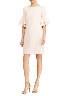 Lauren Ralph Lauren Elbow-Length Day Dress