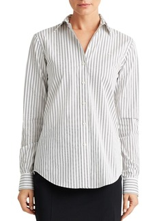 Lauren Ralph Lauren Button Down Cotton Shirt
