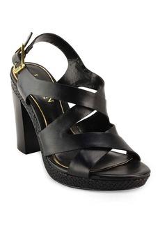 """Lauren Ralph Lauren® """"Fabia"""" Platform Sandals"""