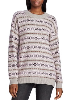 Lauren Ralph Lauren Fair Isle Sweater