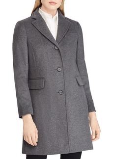 Lauren Ralph Lauren Flap Pocket Reefer Coat