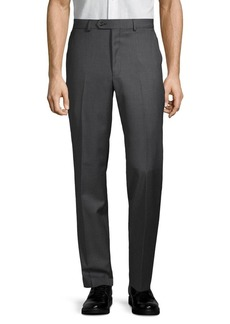 Lauren Ralph Lauren Classic-Fit Flat-Front Wool-Blend Suit Separate Pants