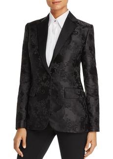 Lauren Ralph Lauren Floral Jacquard Blazer - 100% Exclusive