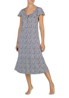Lauren Ralph Lauren Floral Long Gown