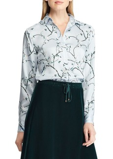 Lauren Ralph Lauren Floral-Print Button-Down Shirt