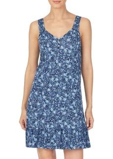 Lauren Ralph Lauren Floral Sleeveless Nightgown