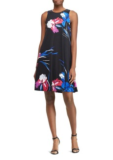 Lauren Ralph Lauren Floral Swing Dress